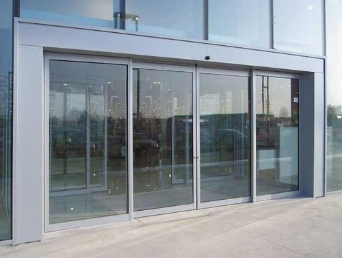 automatic-sliding-glass-sensor-door