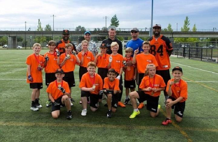 Kelowna to represent B.C. at national youth flag football tournament in Edmonton