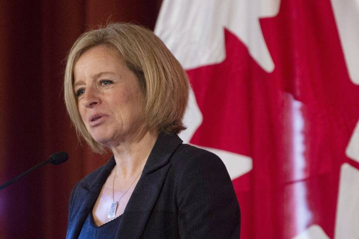 Rachel Notley to describe oil industry challenges at Toronto Region Board of Trade