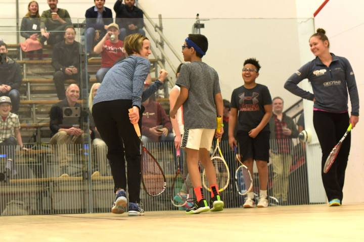 10-year-old Edmonton squash player to represent Canada in British Junior Open