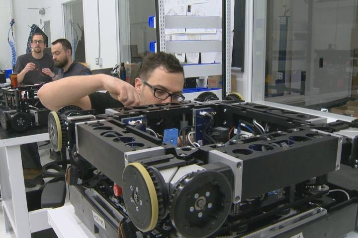 Calgary robotic logistics company ATTAbotics Inc. gets $4.5M from city