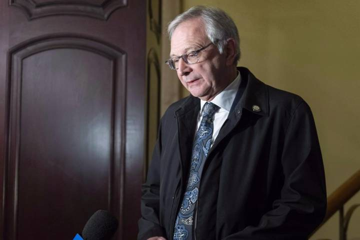Canadian federation is fractured, New Brunswick's rookie premier says