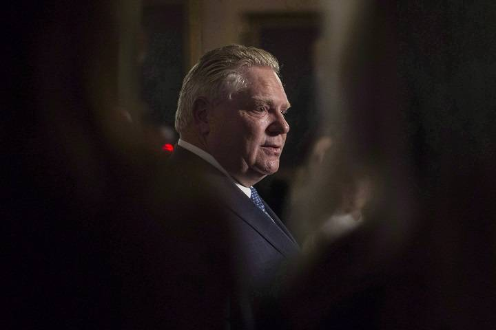 Doug Ford prepared to walk away from Canada's first ministers' meeting, cites agenda issues