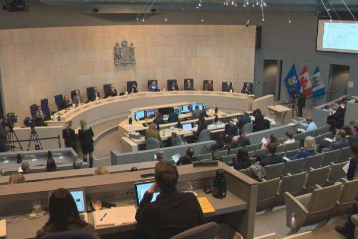 Edmonton City Council building consensus on ways to hold down tax increase