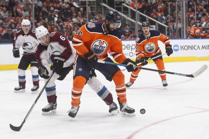 Edmonton Oilers Jujhar Khaira suspended for 2 games
