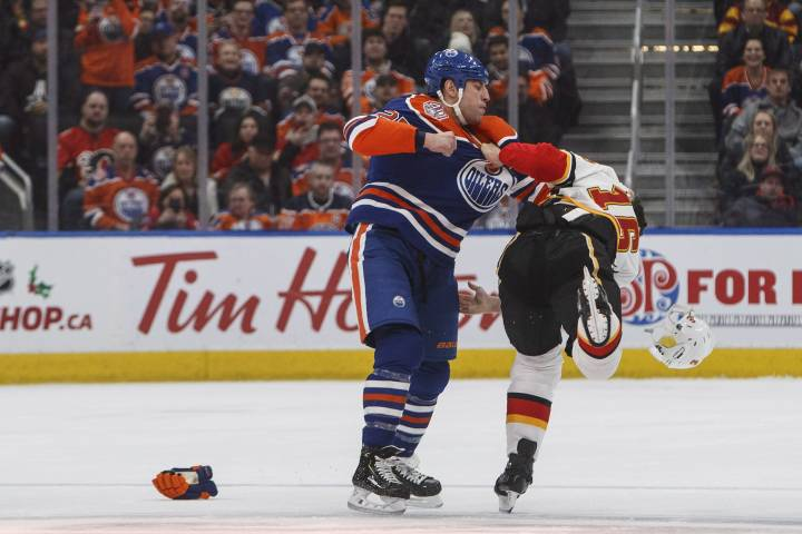 Edmonton Oilers blank Flames for third straight win