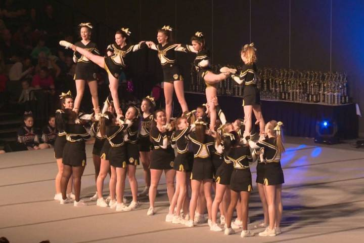 Edmonton cheerleaders involved in Las Vegas bus crash