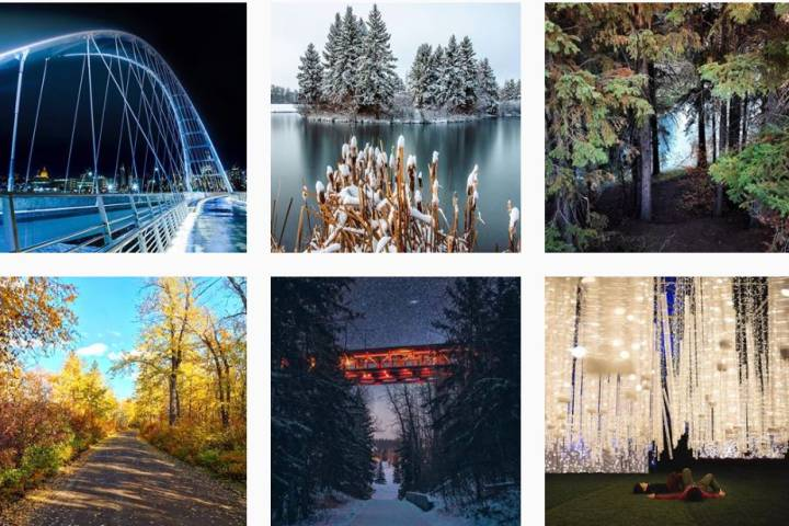 Edmonton embracing the elements for 2nd annual Photo of the Year Contest