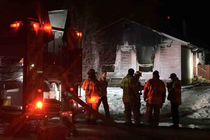Fatal Edmonton group home fire 'was accidental'; cause undetermined