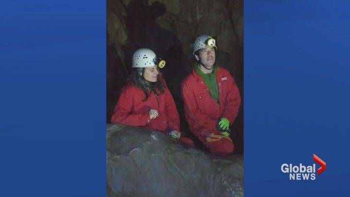 Fully acoustic: Concerts featuring Alberta bands held in mountain cave
