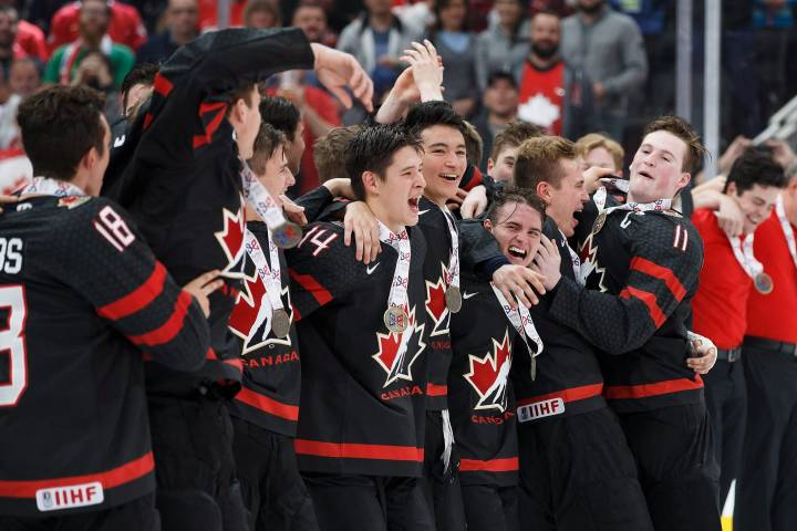 Hockey Canada making 'major international event' announcement in Edmonton