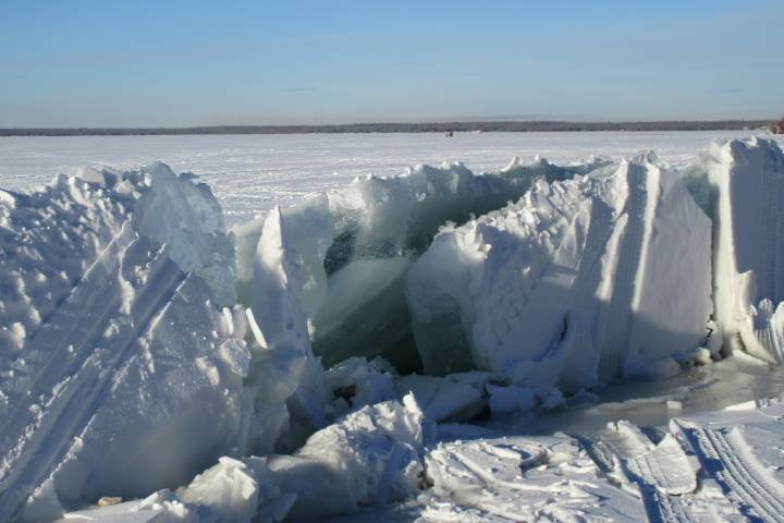 Mystery solved: ice quakes led to ground shifting in Alberta Beach
