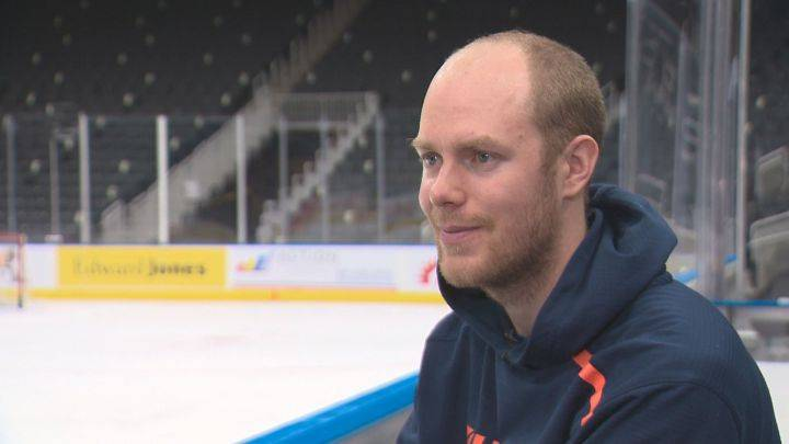Oilers' Mikko Koskinen prepares for first Christmas in Canada