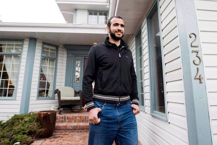 Omar Khadr in Edmonton court seeking changes to bail conditions, including Canadian passport