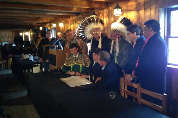Peter Watts: Alberta summit finds Indigenous groups spreading their wings