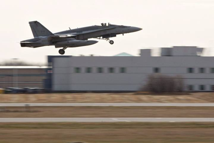 Plan to move aircraft testing centre from Cold Lake to Ottawa 'sad': mayor