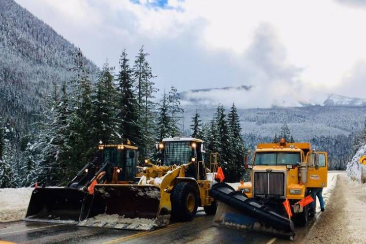 Significant travel delays Thursday on Trans-Canada between Revelstoke, Golden