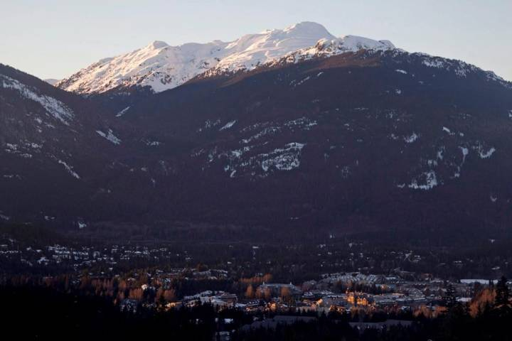 Whistler asking Alberta oilsands company to cover climate change expenses causes outrage