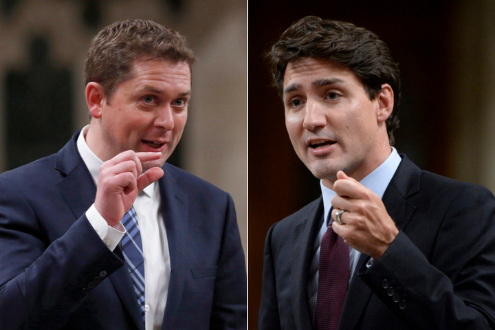 ANALYSIS: This election year, volatile electorate could bedevil Trudeau's Liberals, Scheer's Conservatives
