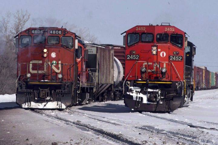 Analysts say Canada's 2 major railways well-poised for trade headwinds in 2019