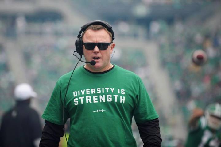 Chris Jones leaves Saskatchewan Roughriders for NFL opportunity