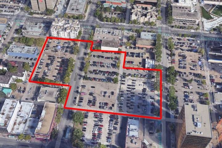 City pushes for expropriation to build large park in downtown Edmonton