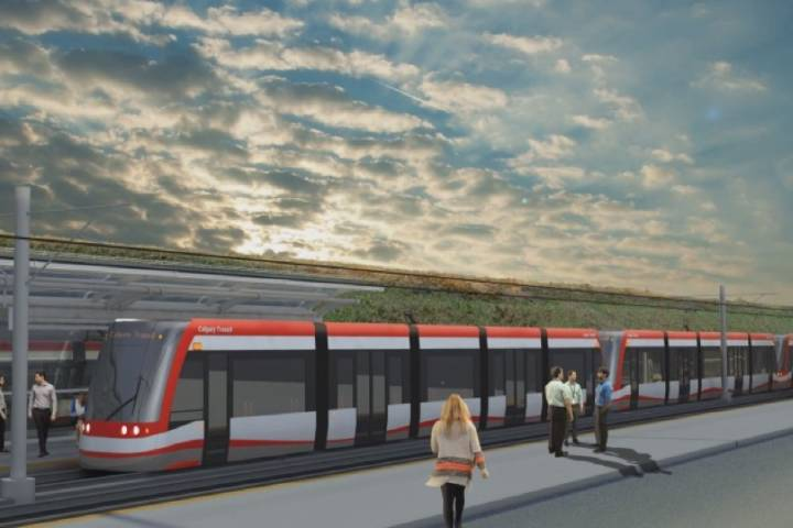 Could a scrapped Alberta carbon tax derail the Green Line LRT expansion?