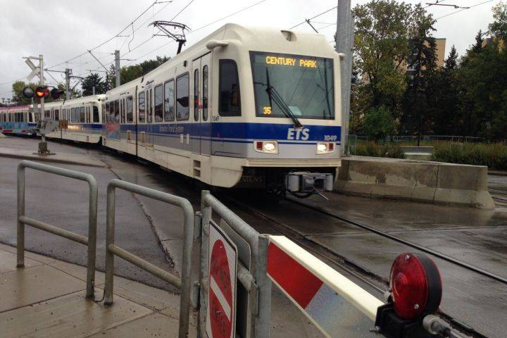 Edmonton LRT system-wide closure Sunday morning for Thales signal testing