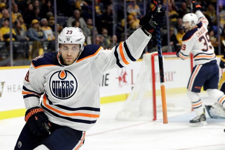 Edmonton Oilers forward Leon Draisaitl voted into 2019 All-Star Game