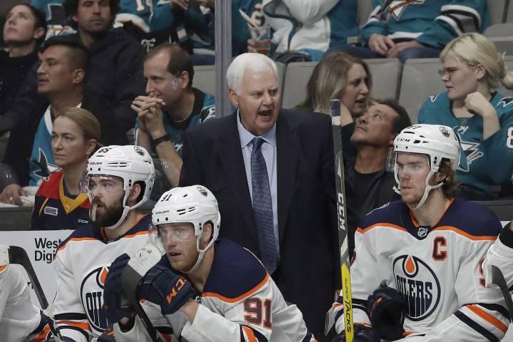 Edmonton Oilers head coach Ken Hitchcock among Order of Hockey in Canada recipients