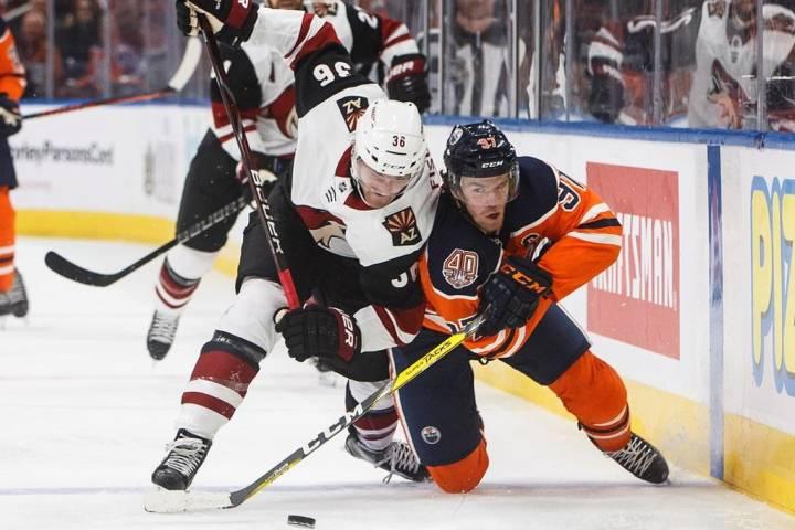 Edmonton Oilers try to end losing skid in Arizona