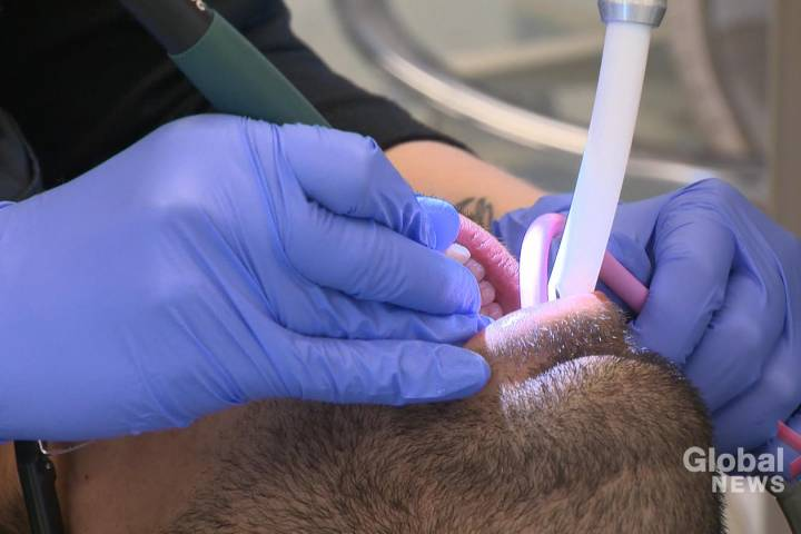 Edmonton dental clinic expansion improves service for those in need