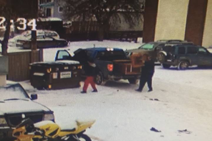 'It's endemic': Illegal dumping in Edmonton caught on camera