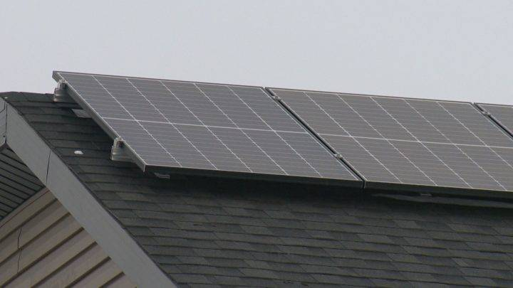 Jayman BUILT 1st large builder in Alberta to install solar in every new home built