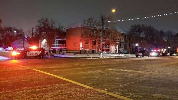 Man dead after a disturbance in north west Edmonton