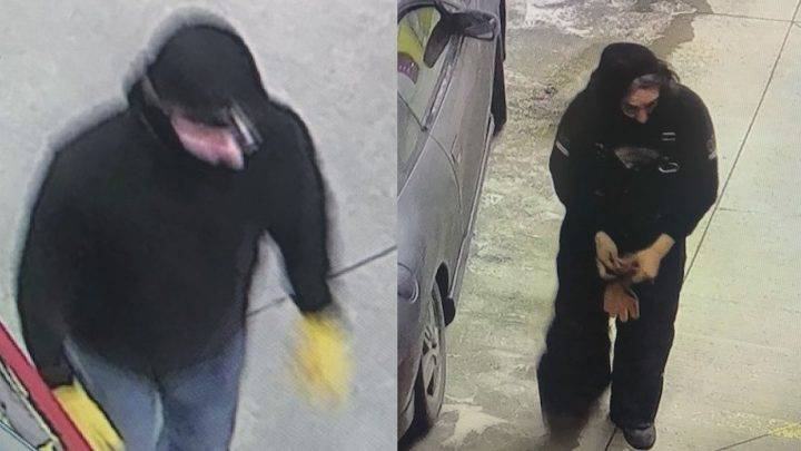 Police searching for suspects after break and enter, $100K property theft at Calmar Fire Hall