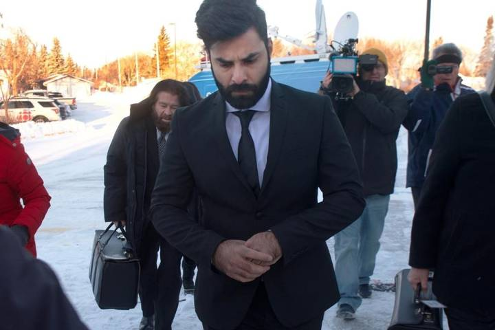 Sentencing hearing continues for semi-truck driver in Humboldt Broncos bus crash