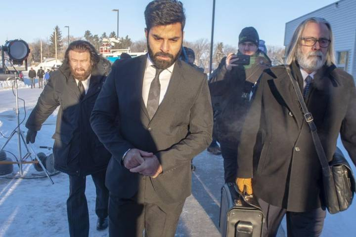 Sentencing hearing for semi-truck driver in Humboldt Broncos bus crash enters 3rd day