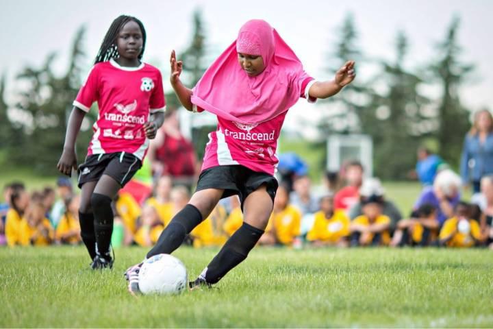 Success of soccer star Alphonso Davies shines spotlight on Edmonton after-school league