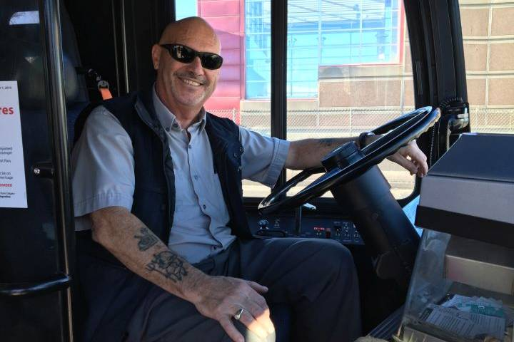 Sweet surprises as Calgary bus driver retires after 45 years behind the wheel