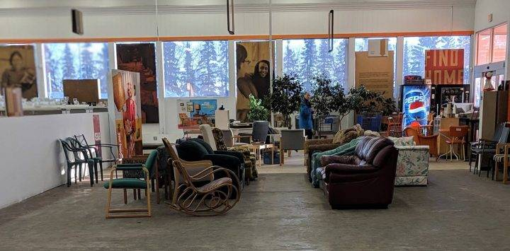Tidying up? How an Edmonton initiative gives your clutter a cause