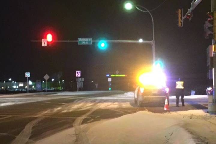 Youth seriously injured after head-on crash in west Edmonton