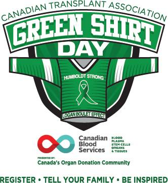 630 CHED Supports: Green Shirt Day April 7th