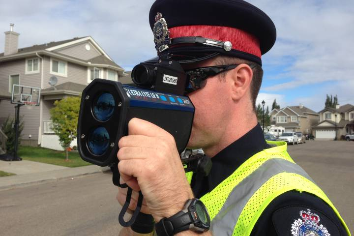 Alberta photo radar overhaul coming after review finds it's a cash cow