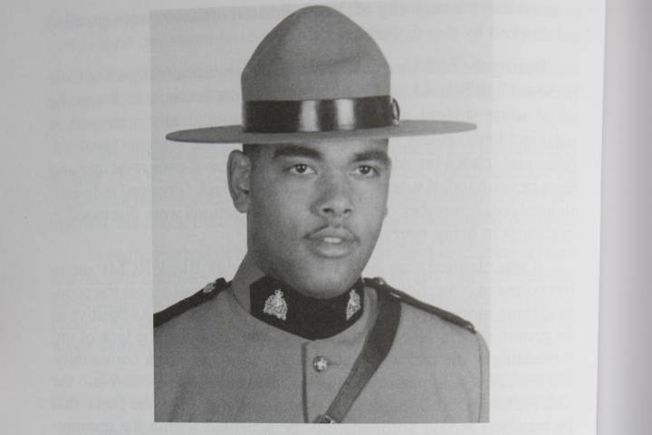 'Be white by 6 AM': 50 years on, the 'first' black Mountie reflects on his decade in scarlet