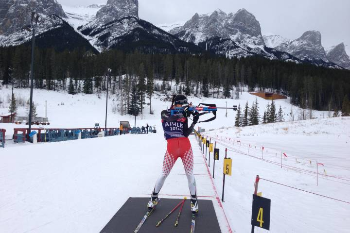 Bitter cold throws a wrench in World Cup biathlon in Canmore