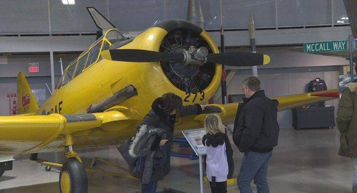 Calgarians celebrate National Aviation Day, 110th anniversary of powered flight in Canada