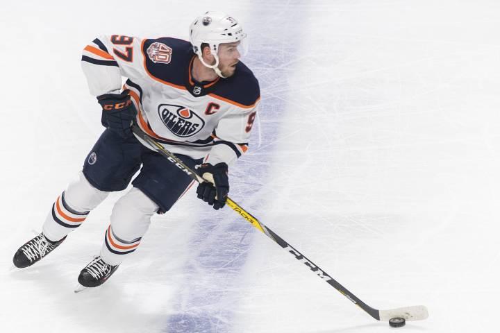 Connor McDavid serves game 1 of suspension Saturday as Edmonton Oilers host Ducks