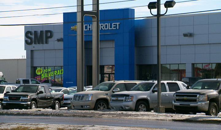 Edmonton-based AutoCanada sues former CEO over dealerships acquisitions