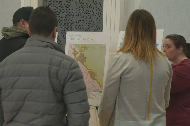 Hundreds attend Edmonton information session on future plans for contentious Bighorn Country